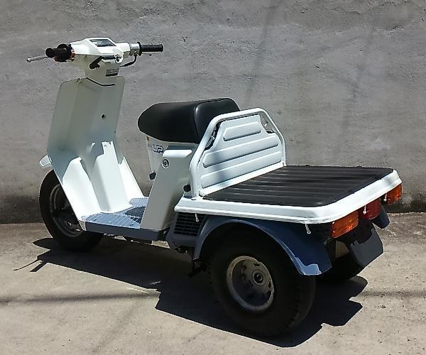 「東京横浜多摩★ジャイロUP ジャイロアップ 中期型 ミニカー改造可能 TA01-1607***」の画像2