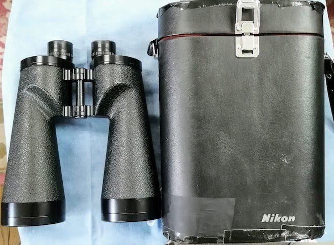 ニコン Nikon15x70ポロ型双眼鏡、視野4°、明るく、非常によく見えます!_画像3