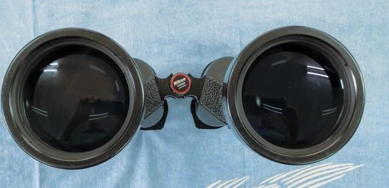 ニコン Nikon15x70ポロ型双眼鏡、視野4°、明るく、非常によく見えます!_画像6