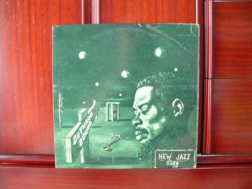 【オリジナル入手困難】ERIC DOLPHY / Outward Bound (DG,紫ラベル,RVG,New Jazz)