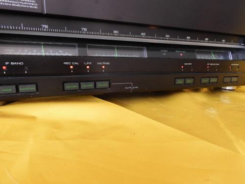 ケンウッド チューナー L02T ジャンク 動作確認 出力確認 Σシグマケーブル付属
