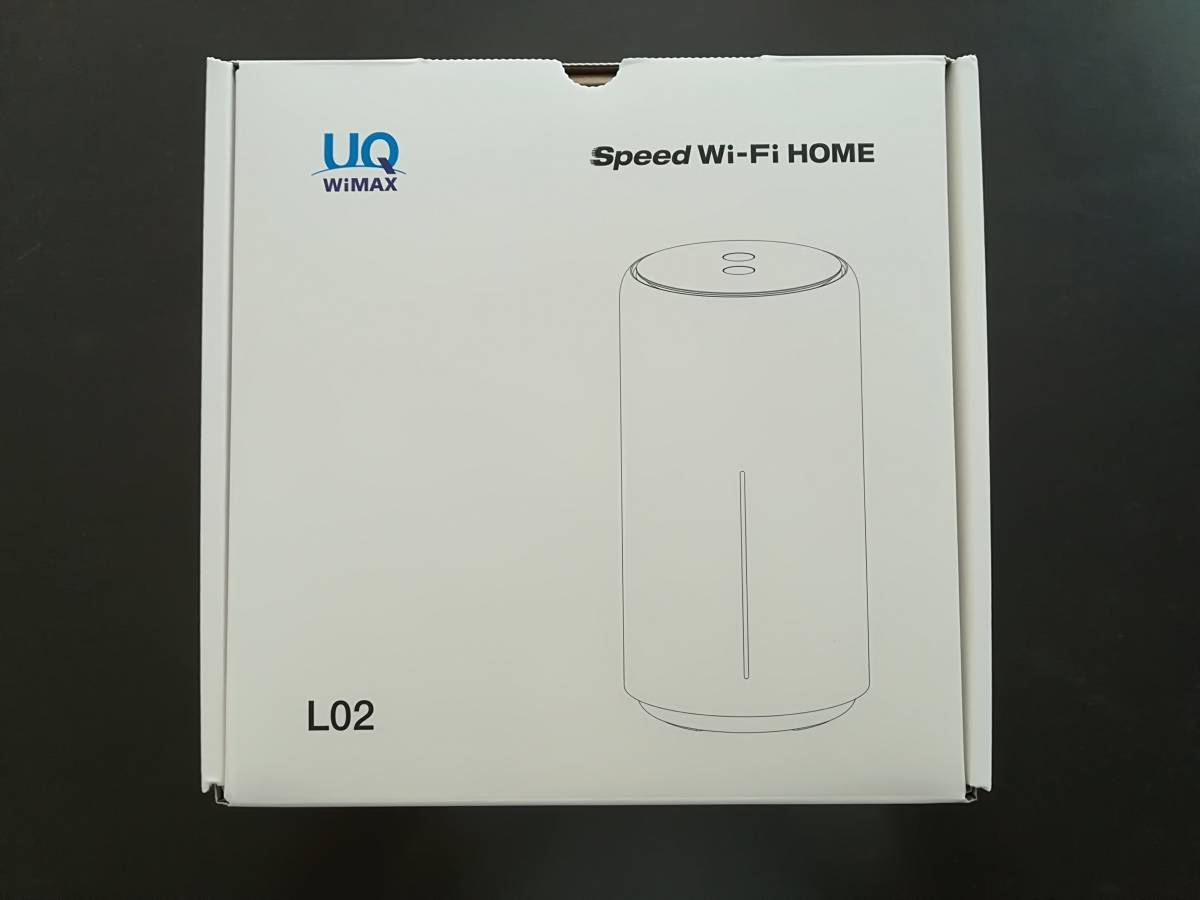 ☆ Huawei Speed Wi-Fi HOME L02 ホームルーター 未使用 保証あり ☆_画像3