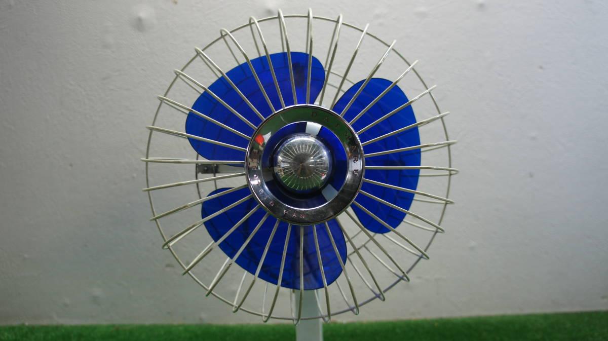 DAIMARU アンティーク 卓上 扇風機 作動品_画像2