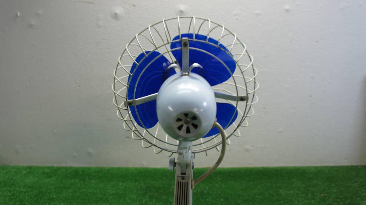 DAIMARU アンティーク 卓上 扇風機 作動品_画像6