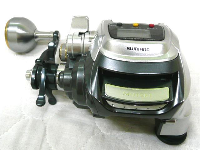 シマノ フォースマスター 1000MK SHIMANO ForceMaster 電動リール_画像3