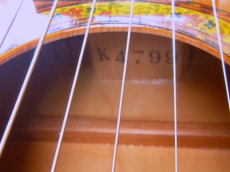【限定値下げ】「 K.YAIRI ENJOY PART-2」「 LADY BIRD 」ジャパンビンテージ コレクター向き トラベルギター ミニアコーステイックギター_画像8