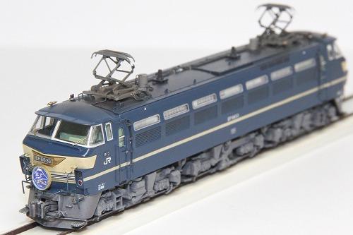 ◆EF66-53号機〔関〕《ブルートレイン牽引機 最終仕様》 KATO 3047-2改 超精密加工 ウェザリング済み 完成品