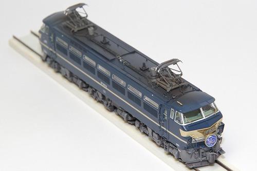 ◆EF66-53号機〔関〕《ブルートレイン牽引機 最終仕様》 KATO 3047-2改 超精密加工 ウェザリング済み 完成品_画像4