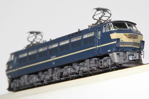 ◆EF66-53号機〔関〕《ブルートレイン牽引機 最終仕様》 KATO 3047-2改 超精密加工 ウェザリング済み 完成品_画像5