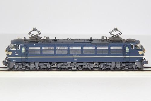 ◆EF66-53号機〔関〕《ブルートレイン牽引機 最終仕様》 KATO 3047-2改 超精密加工 ウェザリング済み 完成品_画像7