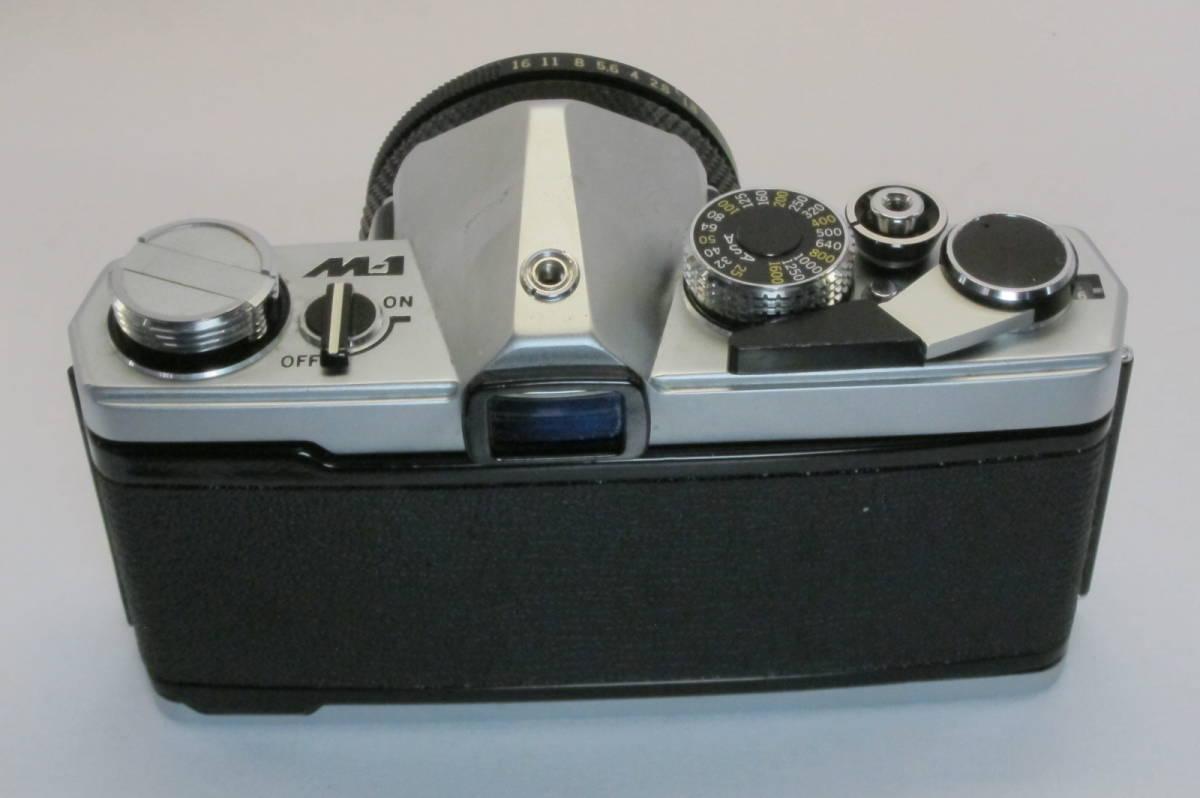 希少 OLYMPUS M-1 M-SYSTEM ZUIKO 50mm 1:1.8_画像4