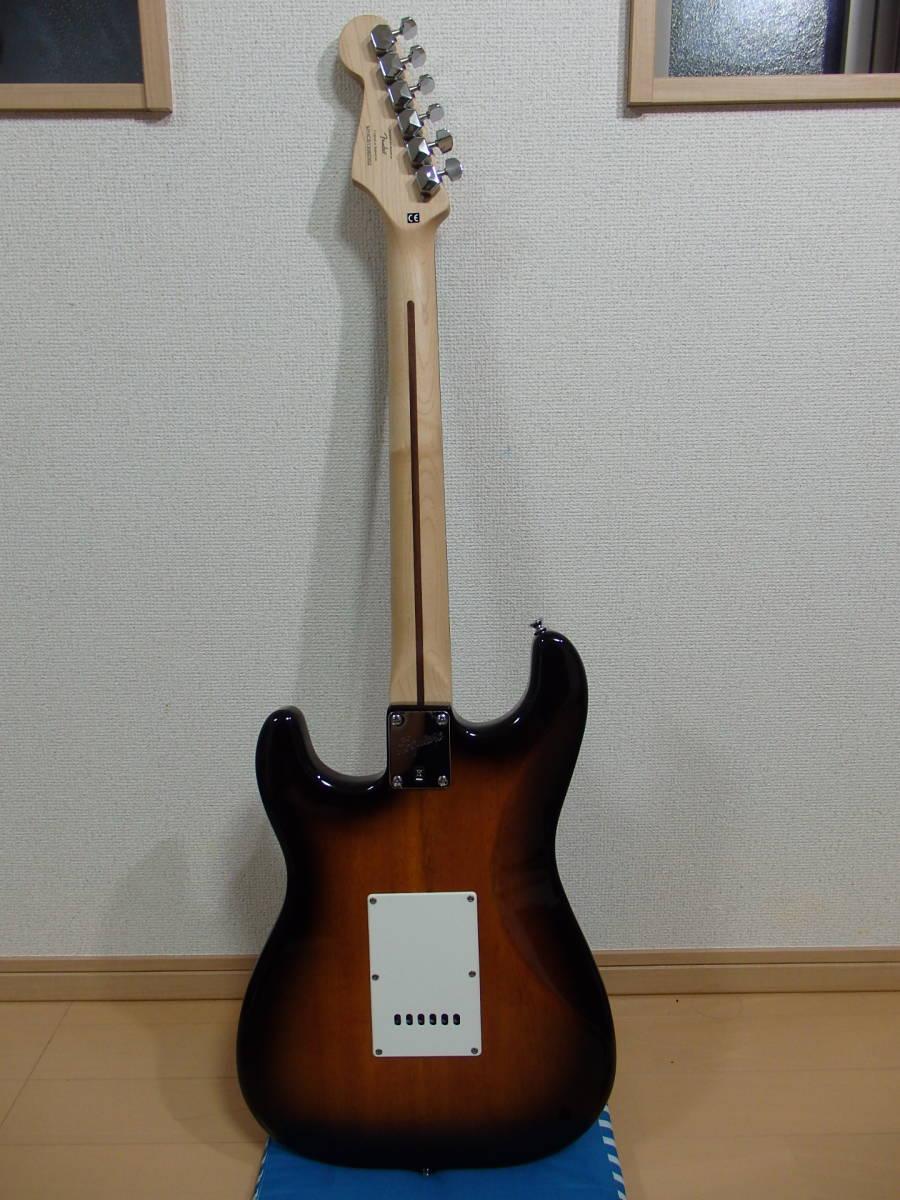 美品!格安!Squier by Fender スクワイアーBullet Strat サンバースト/スクワイヤー フェンダー ストラトキャスターAffinity エレキ_画像8