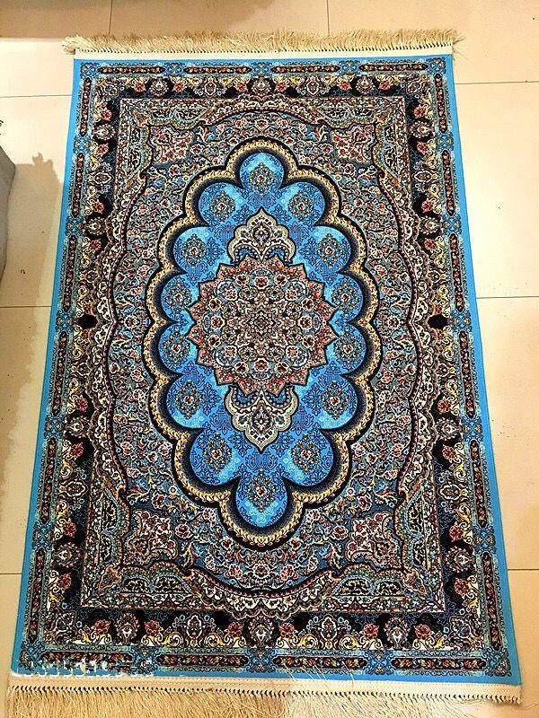 ◆特別提供◆品入手困難◆シルク100% ペルシャ絨毯☆入ペルシャ絨毯☆ウール高密度300万縫い針世界の名品☆230*160cm
