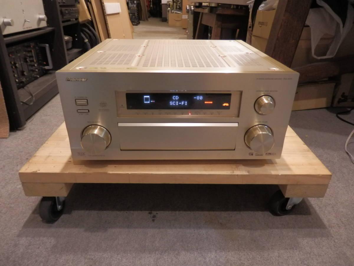 PIONEER 高級AVデジタルサラウンド・アンプ VSA-AX10 中古動作品