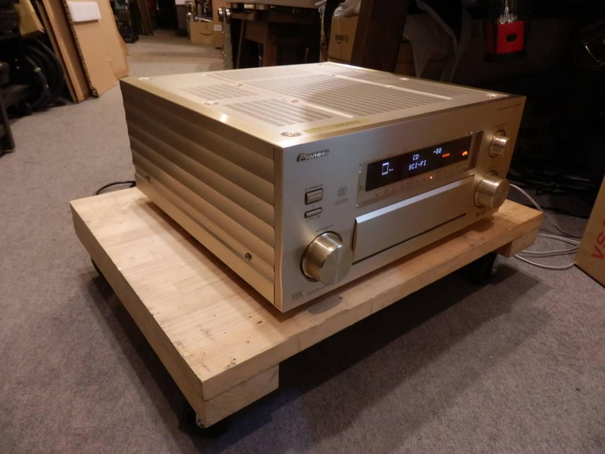 PIONEER 高級AVデジタルサラウンド・アンプ VSA-AX10 中古動作品_画像2