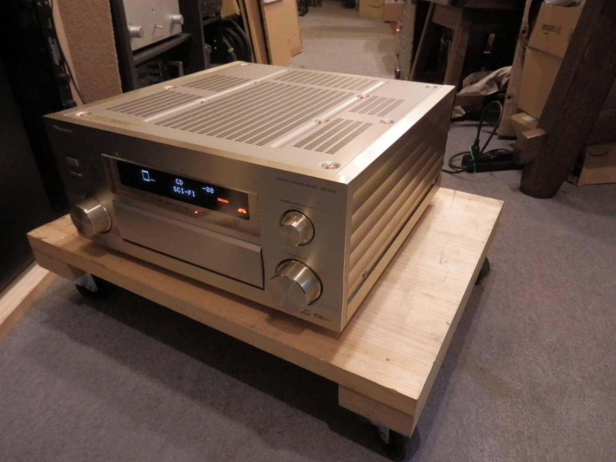 PIONEER 高級AVデジタルサラウンド・アンプ VSA-AX10 中古動作品_画像3