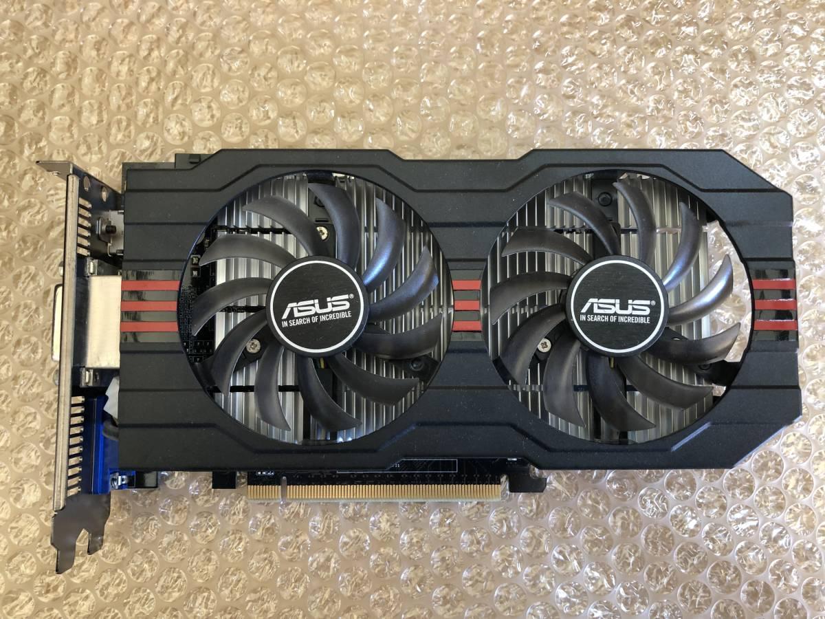 1153★ASUS GTX750TI-OC-2GD5 Geforce 750Ti【ジャンク品】