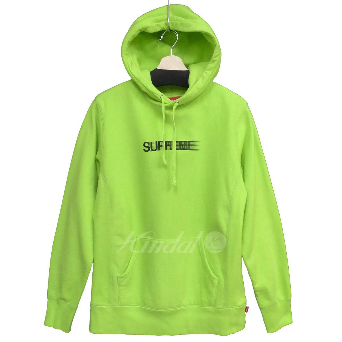 シュプリーム SUPREME  16SS Motion Logo Hooded Sweatshirtモーションロゴパーカー 商品番号:583518000014_画像1