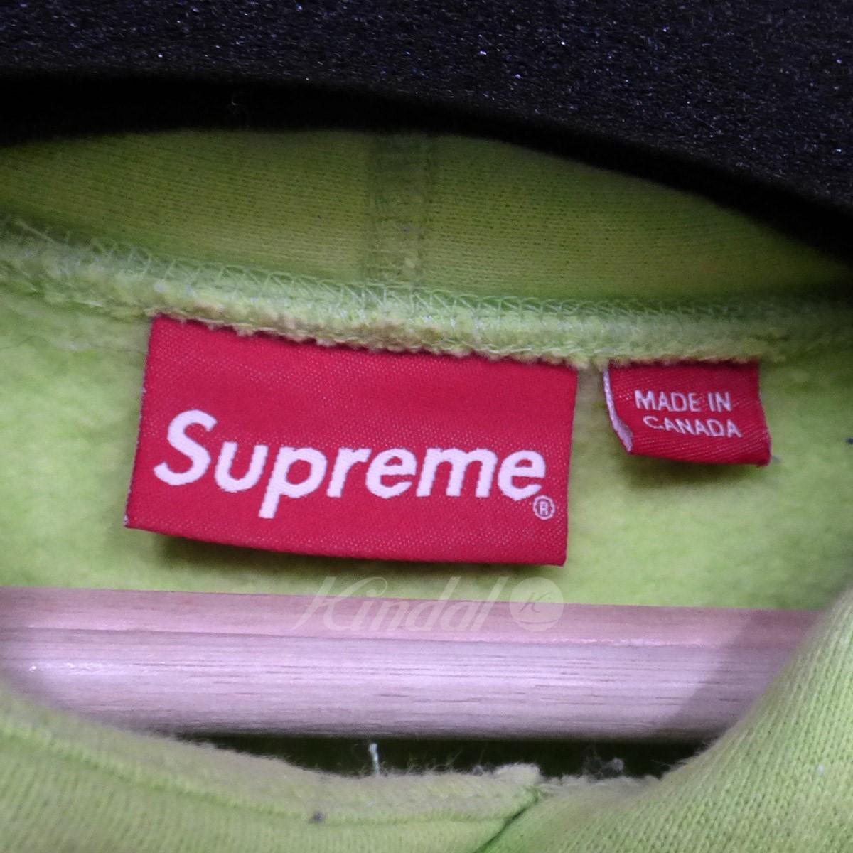 シュプリーム SUPREME  16SS Motion Logo Hooded Sweatshirtモーションロゴパーカー 商品番号:583518000014_画像4
