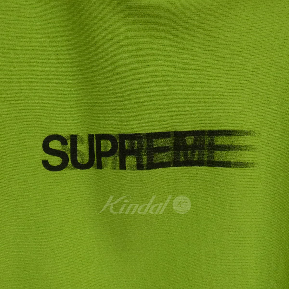 シュプリーム SUPREME  16SS Motion Logo Hooded Sweatshirtモーションロゴパーカー 商品番号:583518000014_画像3