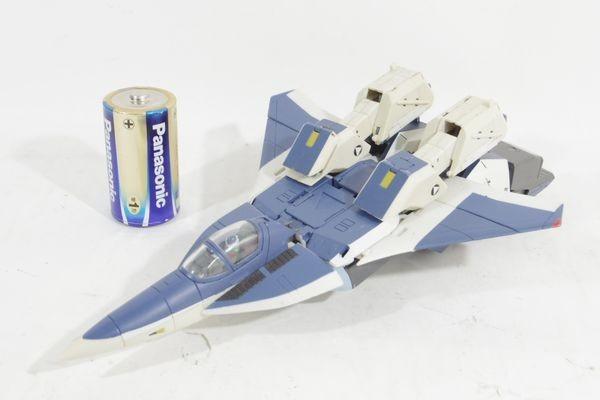 MU36◆TOYNAMI ロボテック マクロス VF-1J マックス ミリア機 ジャンク/フィギュア 変形ロボット タカトク 超合金 送:E/60