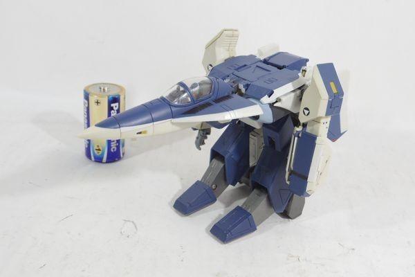 MU36◆TOYNAMI ロボテック マクロス VF-1J マックス ミリア機 ジャンク/フィギュア 変形ロボット タカトク 超合金 送:E/60_画像10