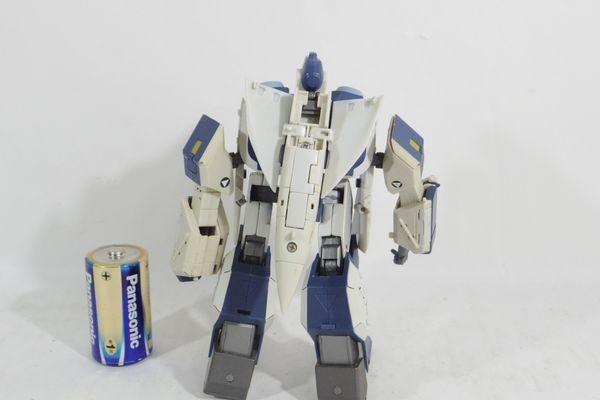 MU36◆TOYNAMI ロボテック マクロス VF-1J マックス ミリア機 ジャンク/フィギュア 変形ロボット タカトク 超合金 送:E/60_画像7