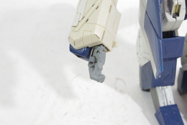 MU36◆TOYNAMI ロボテック マクロス VF-1J マックス ミリア機 ジャンク/フィギュア 変形ロボット タカトク 超合金 送:E/60_画像8
