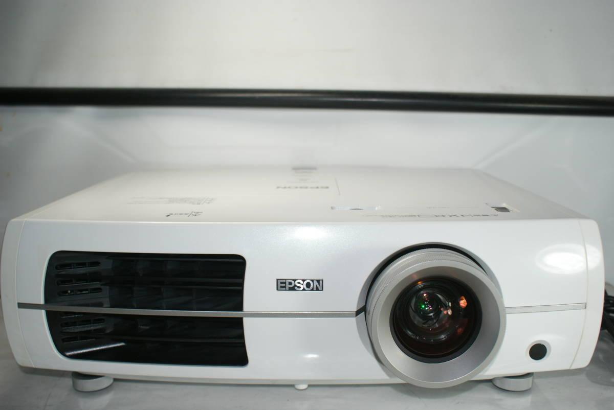 EPSON 液晶プロジェクターEMP-TW3600 シアター専用モデル フルハイビジョン画質 1920×1080 ★動作良好。★2000lm_画像5