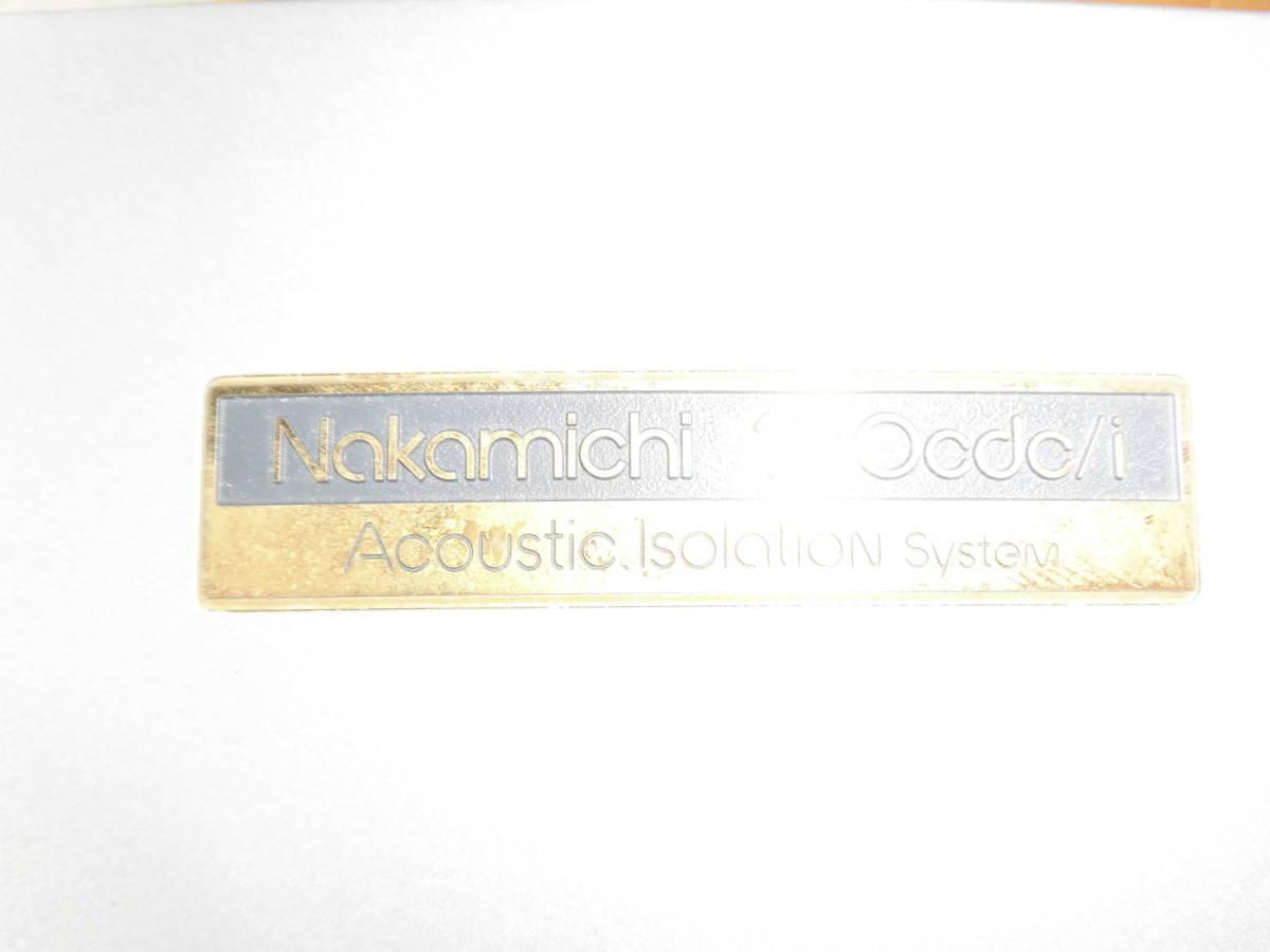 【ジャンク】 ナカミチ製 CDチェンジャー 100CDC/i & コントローラー セット_画像2