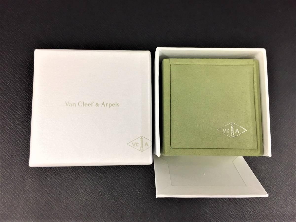 ヴァンクリーフ&アーペル スウィートアルハンブラ 新品未使用 2019年5月購入 VAN CLEEF&ARPELS VCARF69100_画像6