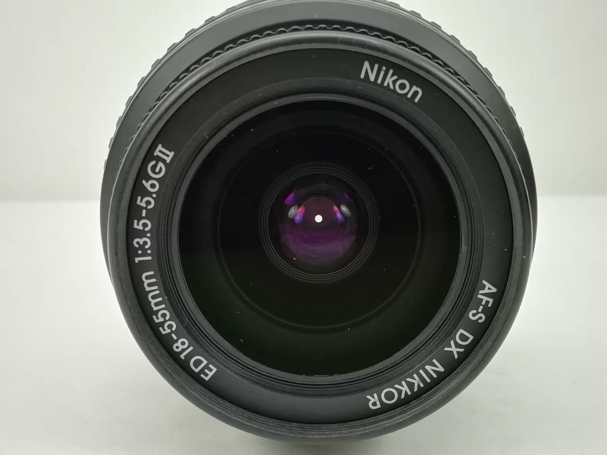 ニコン デジタル一眼レフカメラ D40 レンズキット ブラック Nikon_画像9