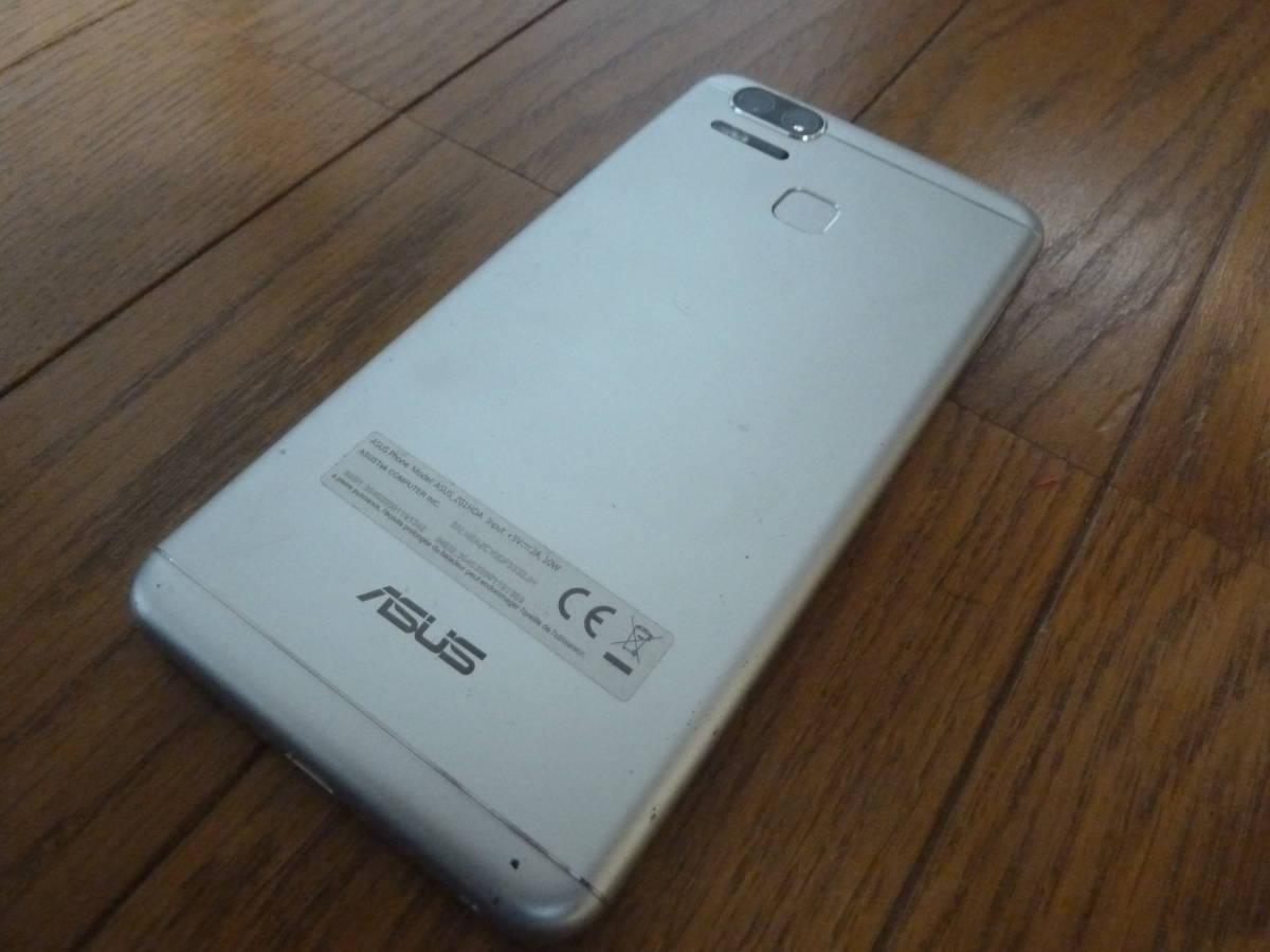 ASUS ZenFone Zoom S SIMフリースマートフォン シルバー/5.5インチ 日本正規代理店品 (4GB/64GB/5000mAh) ZE553KL-SL64S4/A エイスース_画像6