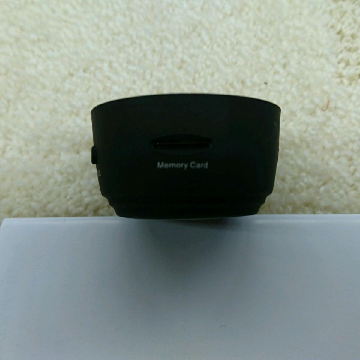 ☆極美品☆ 超小型カメラ 150°広角 1080P高画質 WiFi 動体検知 暗視撮影 遠隔監視 防犯 会議の記録 赤ちゃんやペットの監視等に_画像4