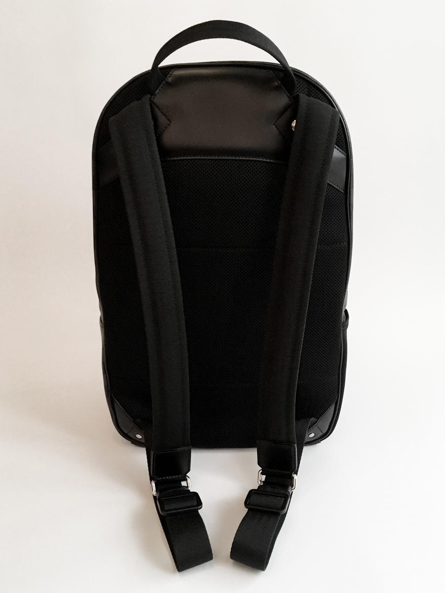 【新品未使用品 正規直営店購入 Louis Vuitton Michael ルイ・ヴィトン ミカエル ダミエ・グラフィット リュック】バッグ バックパック_画像4