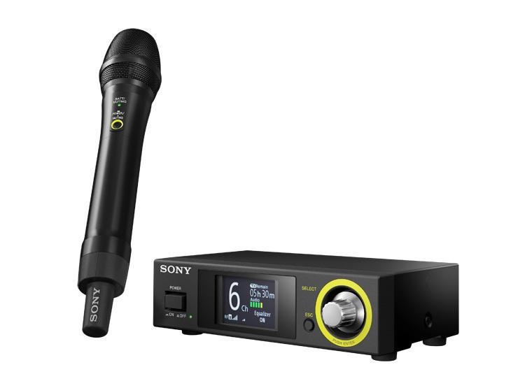 SONY ワイヤレスマイク DWZ-M50 2.4GHz ワイヤレスマイク 新品_画像1