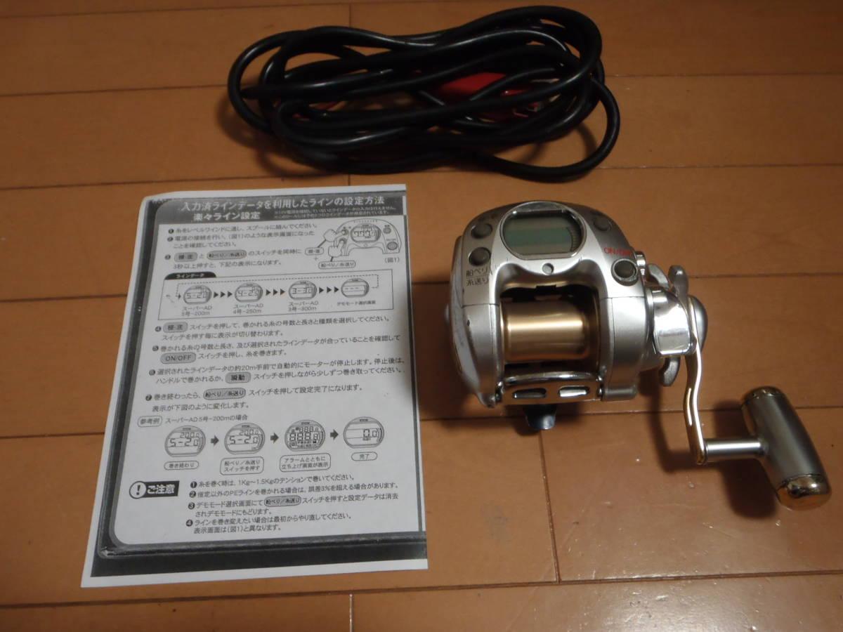 ◎リョービ 電動VS500 AT-S◎