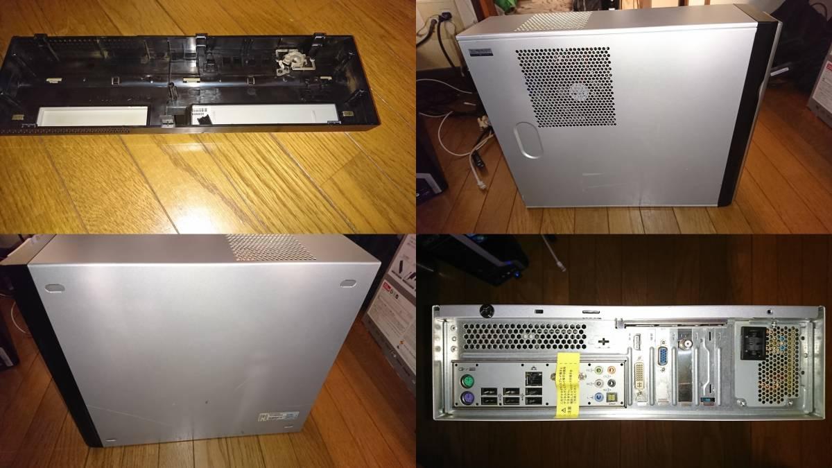ONKYO DS713 ブルーレイ 地デジ core i3 ジャンク品 部品取りに_画像4