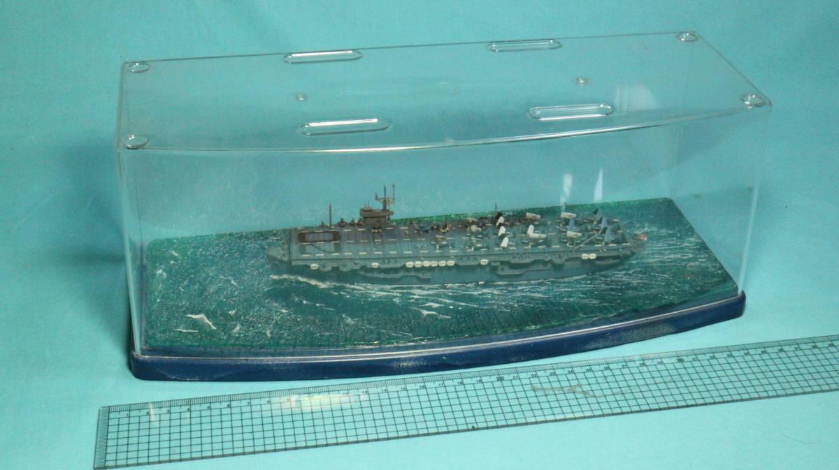 アメリカ ボーグ級護衛空母バーンズ(タミヤ 1/700)完成品_画像10