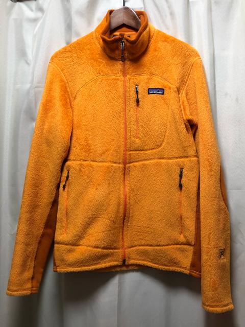 【送料無料】【極美品】【1円~売り切り】パタゴニア patagonia R2 フリースジャケット Sサイズ マンゴー★レトロx R1 R3