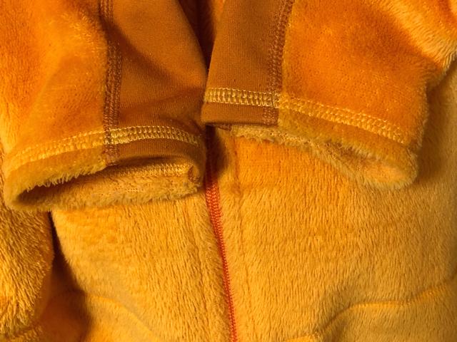 【送料無料】【極美品】【1円~売り切り】パタゴニア patagonia R2 フリースジャケット Sサイズ マンゴー★レトロx R1 R3_画像3