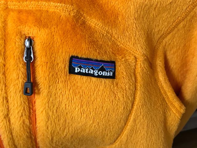 【送料無料】【極美品】【1円~売り切り】パタゴニア patagonia R2 フリースジャケット Sサイズ マンゴー★レトロx R1 R3_画像6