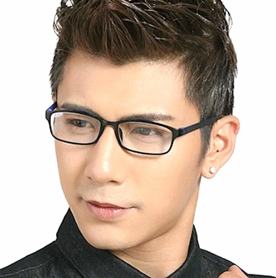 【メガネケース\u0026クロス付】超軽量13g 伊達メガネ ファッション 伊達眼鏡 おしゃれ