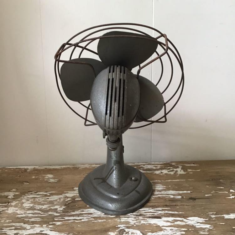 扇風機 elcon ファン インダストリアル ジャンク_画像3