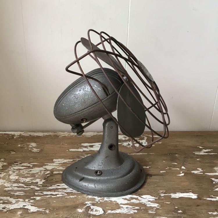 扇風機 elcon ファン インダストリアル ジャンク_画像2