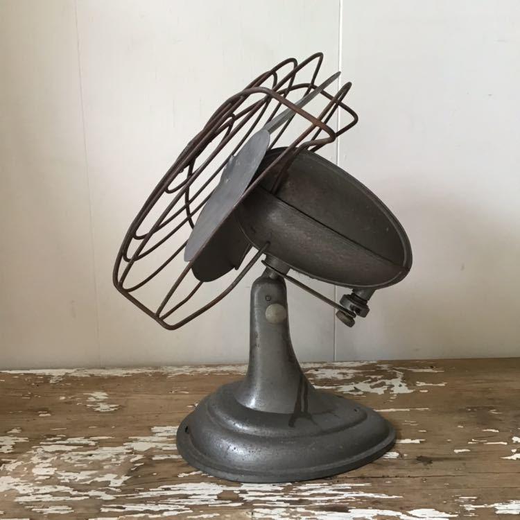 扇風機 elcon ファン インダストリアル ジャンク_画像4