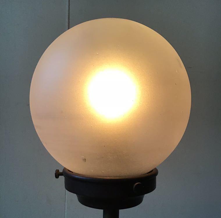 電気スタンド 照明 アールデコ_画像5