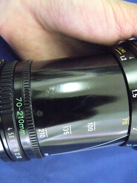 4-222 Canon キャノン AE-1 PROGRAM A1 EF レンズ 一眼レフ カメラ A-1 FD 70-150mm 1:4.5 FD 70-210mm 1:4 power winder_画像4