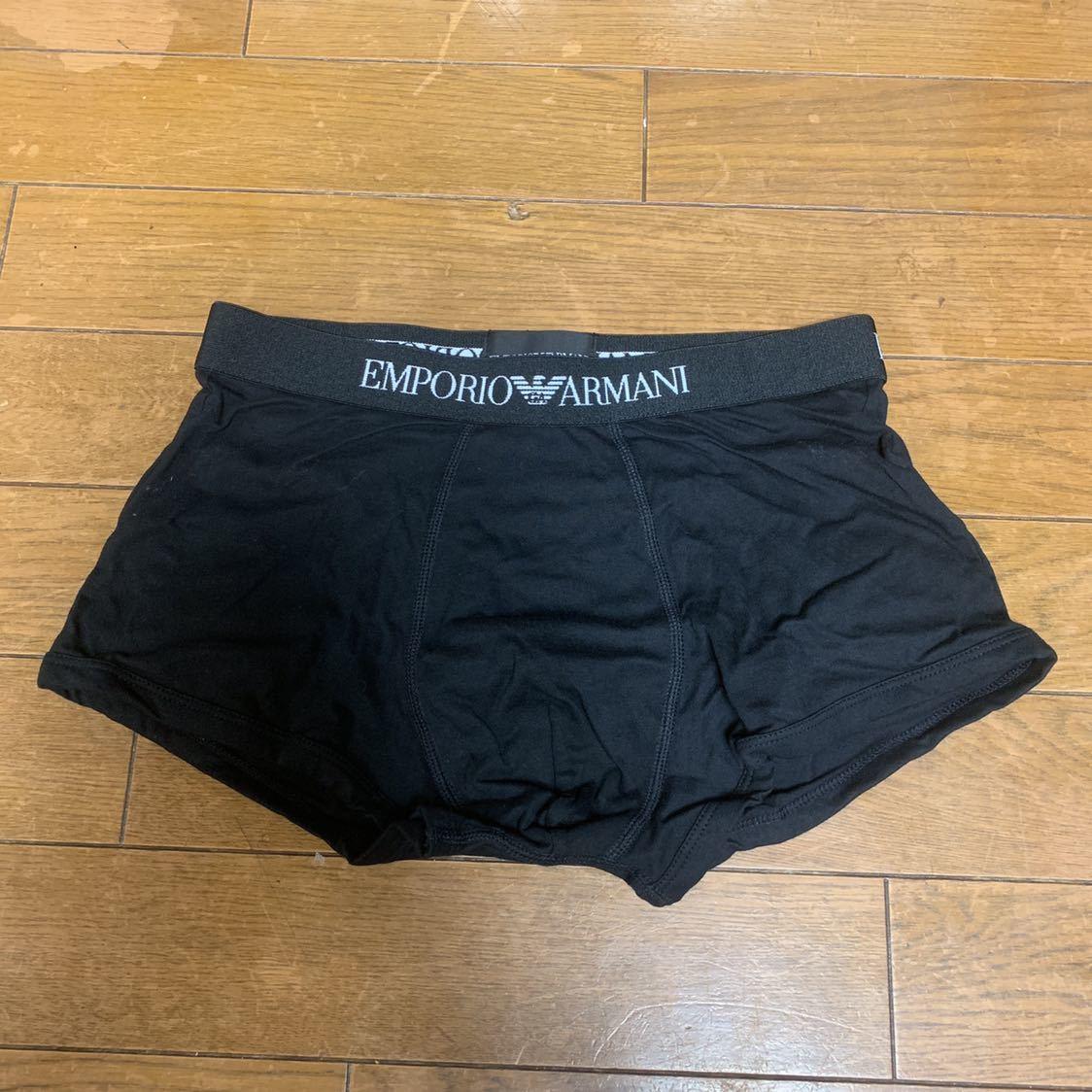 エンポリオアルマーニ メンズ ボクサーパンツ M 新品タグ付き_画像3