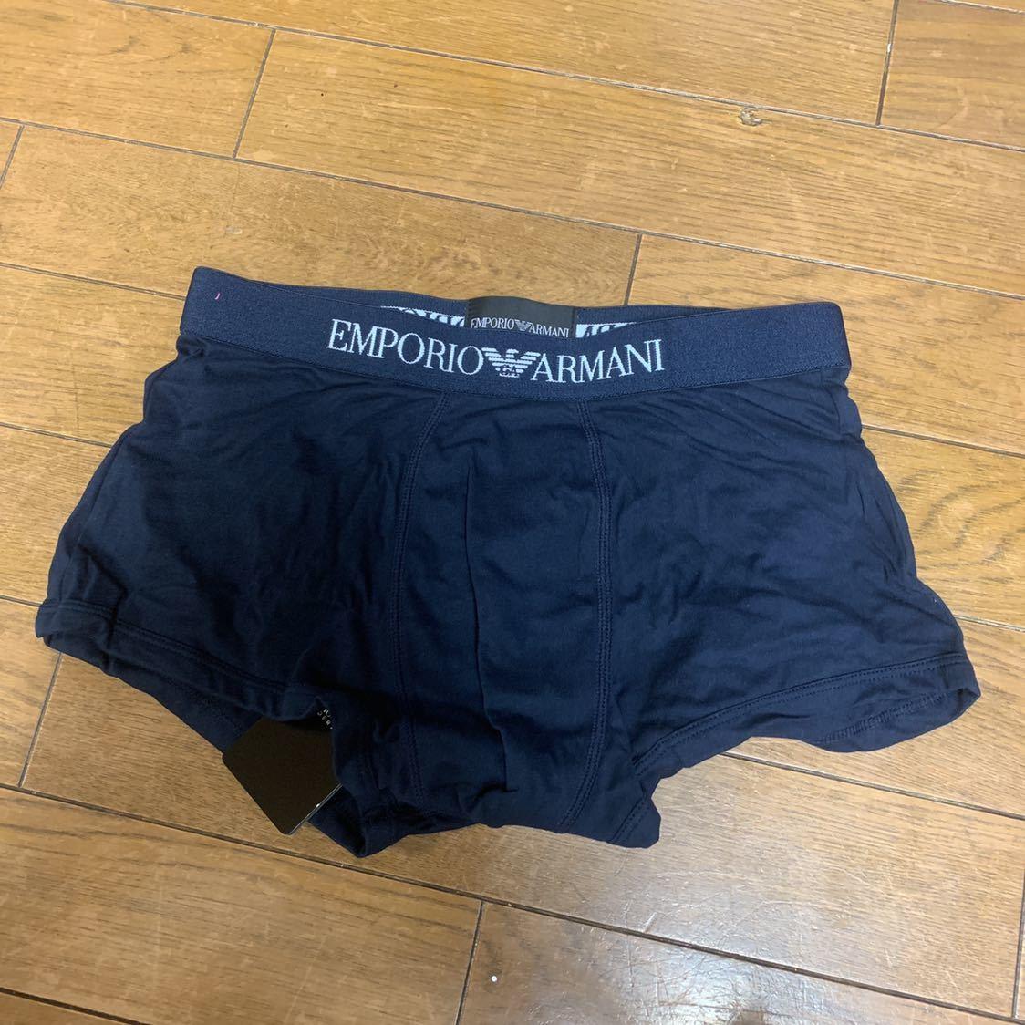 エンポリオアルマーニ メンズ ボクサーパンツ M 新品タグ付き_画像4